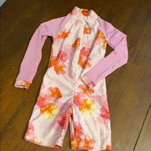 Toddler girls swimsuit size 4